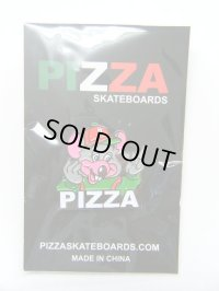 PIZZA SKATEBOARDS PINS